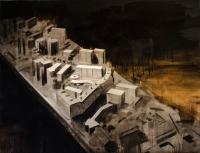 oil on canvas, 200X150 cm