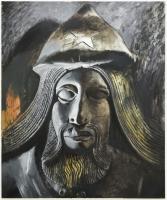 oil on canvas, 120X100
